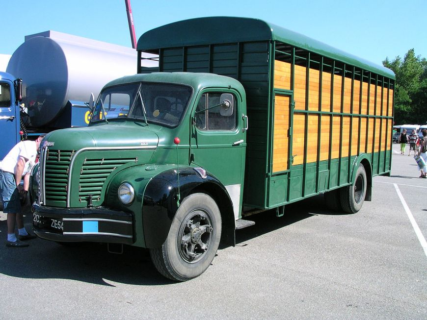 camion occasion france renault