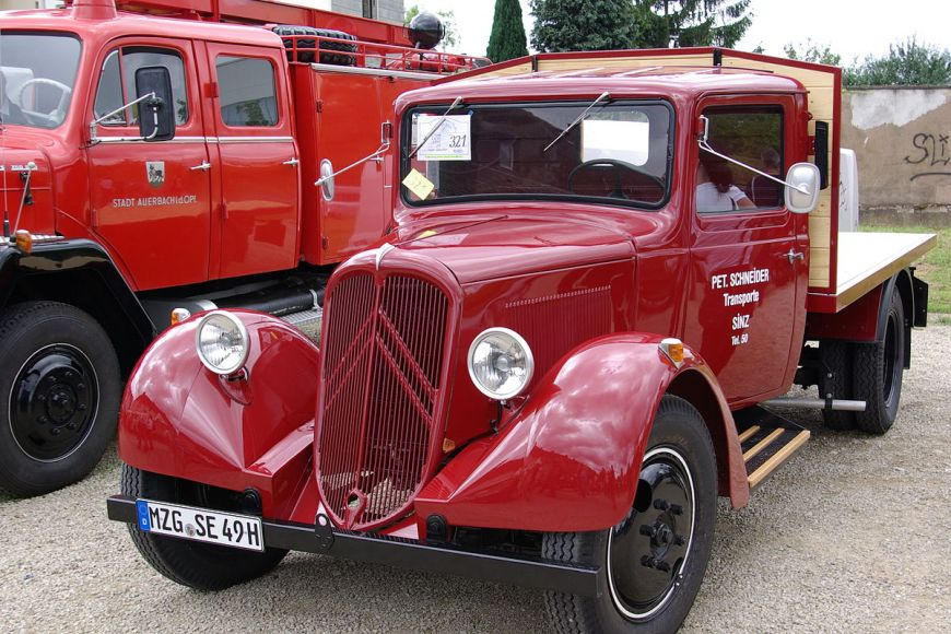 camion poid lourd occasion