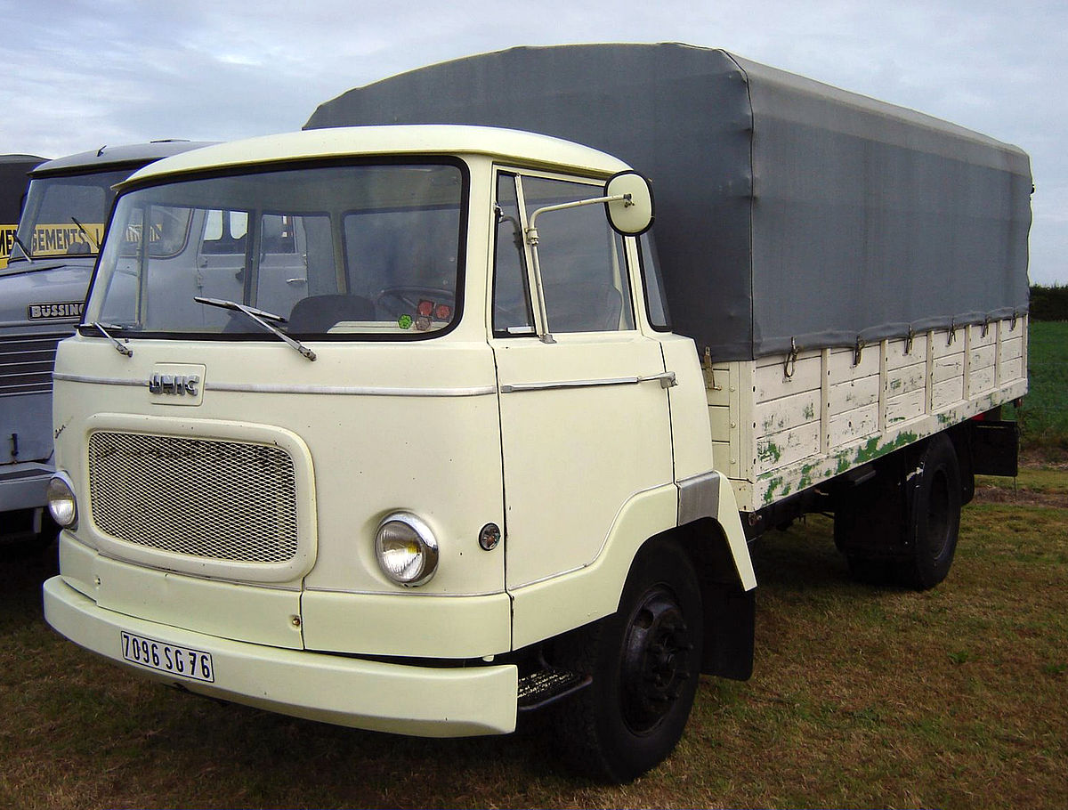 camion renault occasion