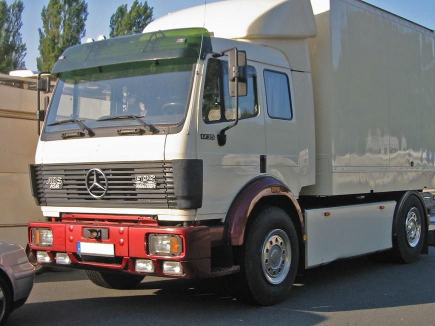 camion scania v8 occasion