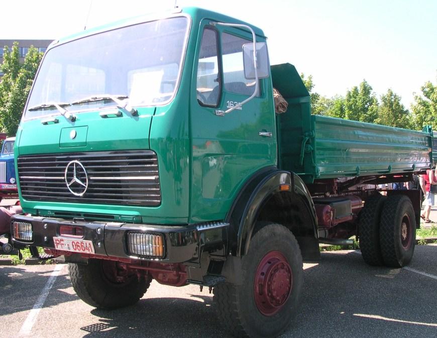 transport de camions par camion