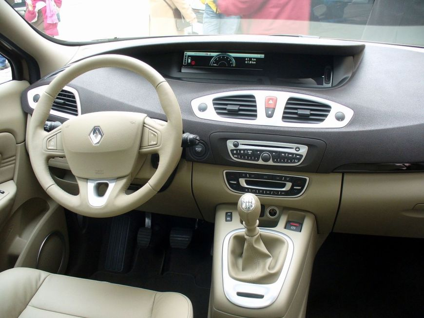 centrale voiture occasion