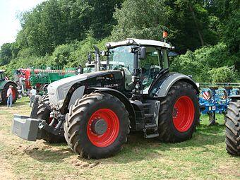 video tracteur claas axion 950