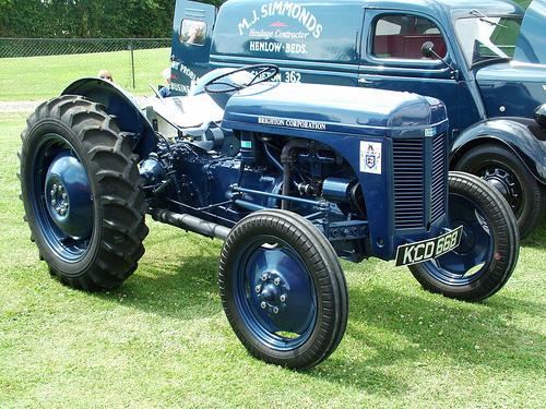 tracteur tea 20