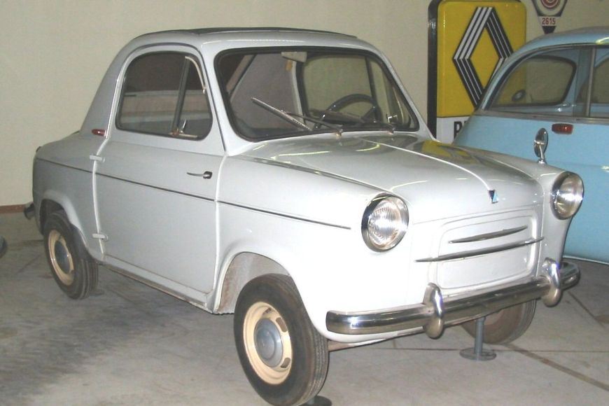 fiat de collection