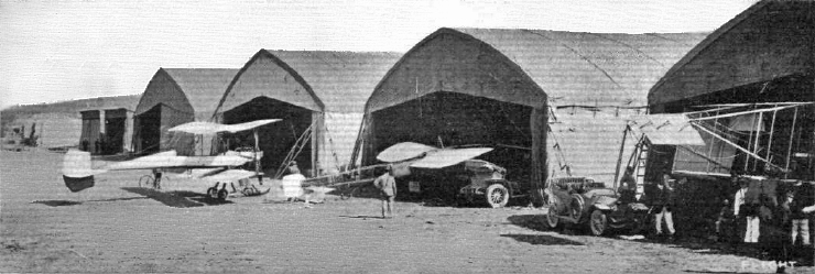 hangar occasion