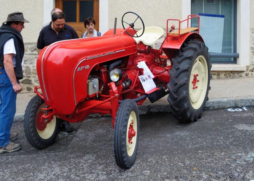 huile hydraulique tracteur