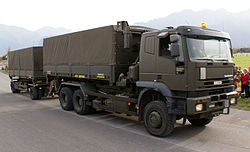 iveco benne