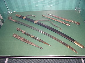 katana japonais anciens