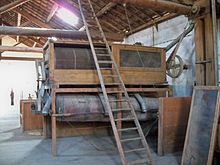 machine elevateur