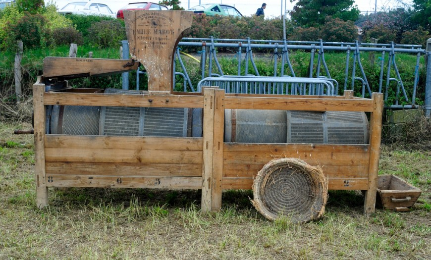 materiel agricole occasion