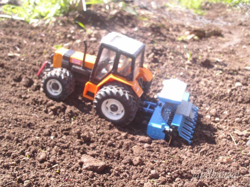 materiel occasion agricole