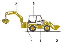 micro tracteur avec chargeur