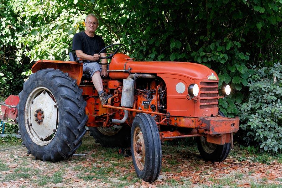 micro tracteur pas cher