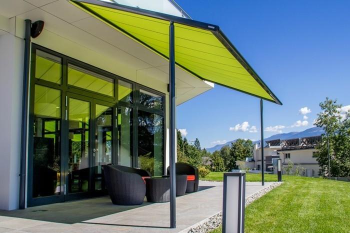 pergolas aluminium pour terrasse