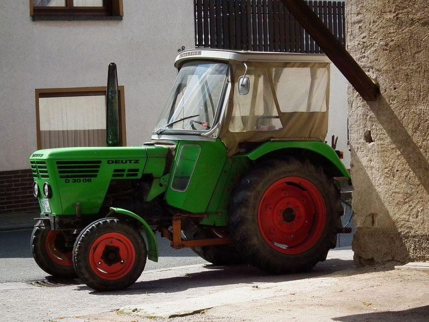 tracteur video youtube