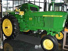 tracteur de collection