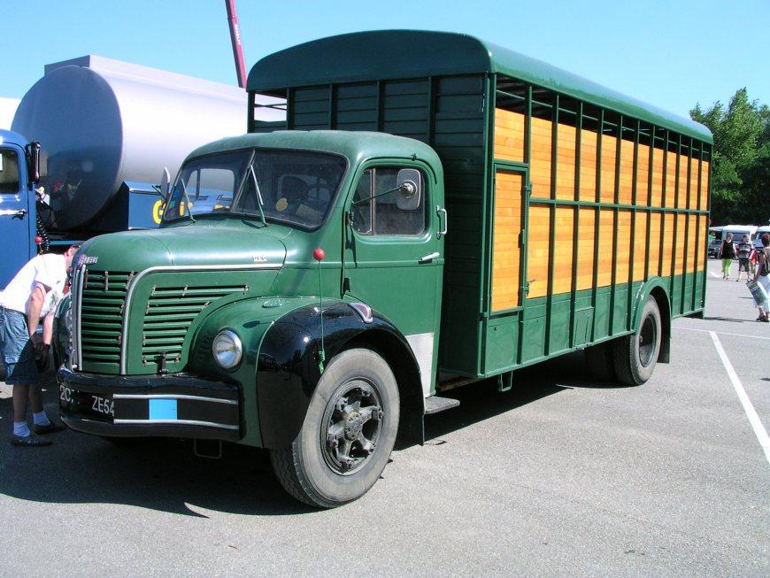 tracteur routier volvo