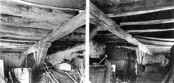 charpente bois bâtiment agricole