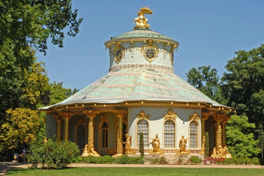 maison de jardins
