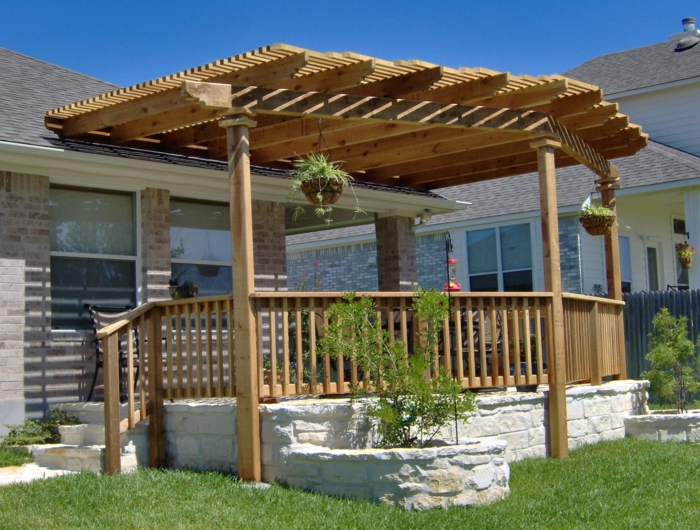 pergola avec toit polycarbonate la biomasse notre energie. Black Bedroom Furniture Sets. Home Design Ideas
