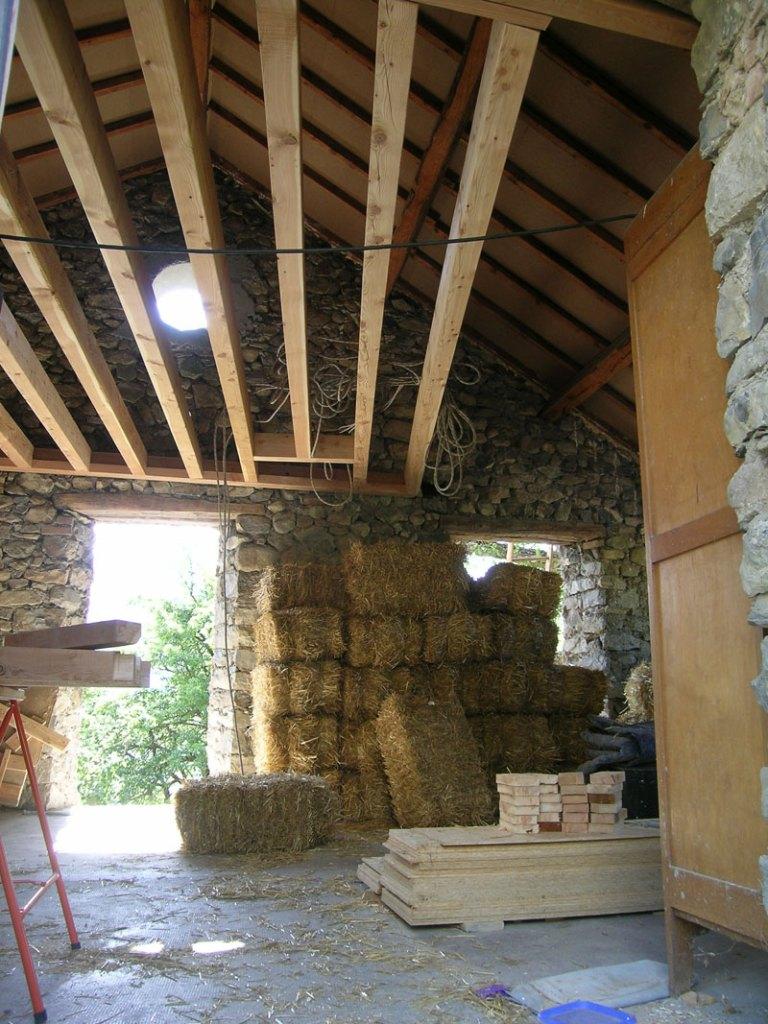petite maison avec mezzanine