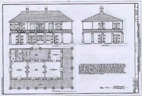 plan gratuit maison en bois