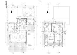 plan maison plain 100m2