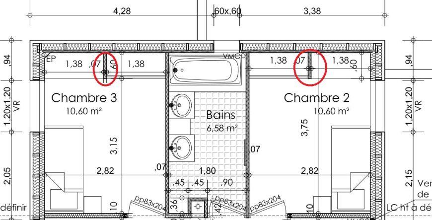 plans de maisons de 100m2