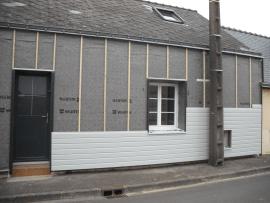 isolation des murs par l'exterieur