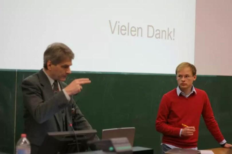 Jörn Schwarz und Mario Götz