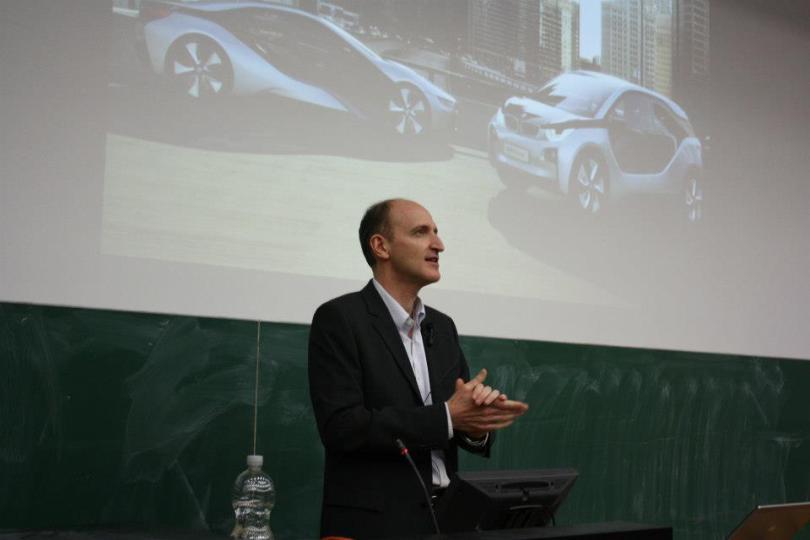 Prof. Dr. Helmut Schramm