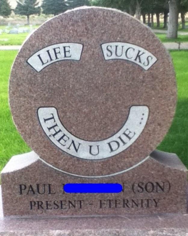 08 - Co si necháte vytesat na náhrobek Vy?