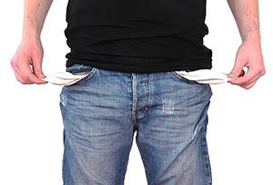 bankrot - Podnikání si vybírá psychologickou daň