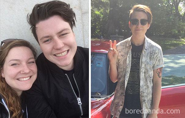 27 - Přestali pít alkohol. Jak se změnila jejich tvář?