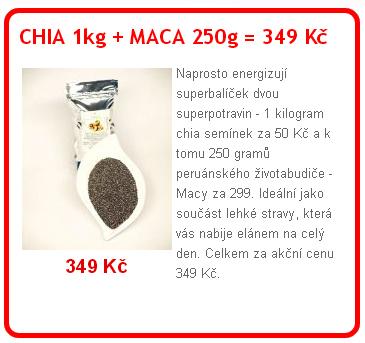 chia+maca - Nové oblečení je plné baktérií a toxické chemie
