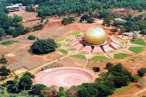 Auroville06 - Úžasné město bez politiků, náboženství a peněz