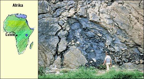 2 - Záhada: dvě miliardy let starý jaderný reaktor