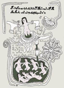 voy04a - Voynichův rukopis: Popisuje paralelní světy?