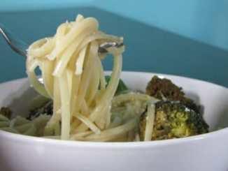 315ba47c1a6176badce9d268133f09d5 - Rychlá a lehká večeře: Špagety se zeleninou
