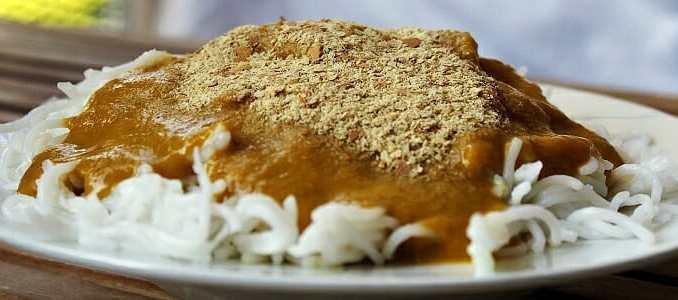 Dýňové pyré - velmi chutné a také výživné.