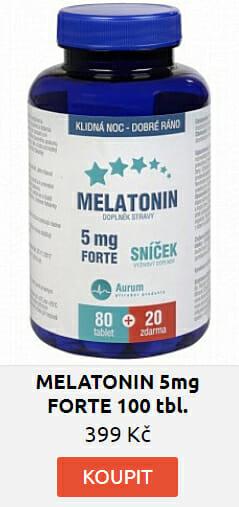 melatonin - Fáze Měsíce zásadně ovlivňují váš spánek