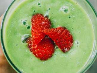 Mladý ječmen oživí vaše zelené smoothie