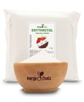 erythritol 1000g - Přírodní sladidla, která jsou zdraví prospěšná
