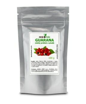 guarana 100g - Důležitý speciál pro rodiče, učitele a lékaře