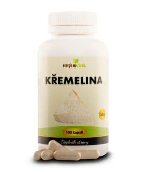 kremelina 100cps - 7 důležitých látek, které potřebuje každý po čtyřicítce