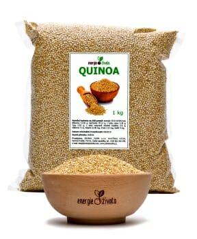 quinoa 1kg - Předci člověka byli skoro všichni vegetariáni