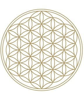 samolepka kvet zivota - Bardo, astrální realita, život mezi životy