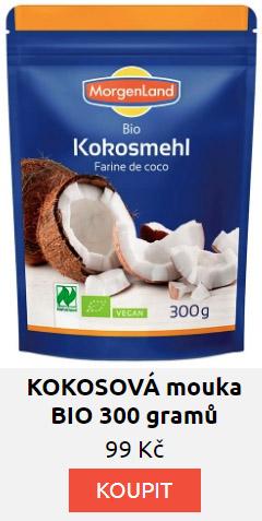 KOKOSOVÁ mouka BIO 300 gramů