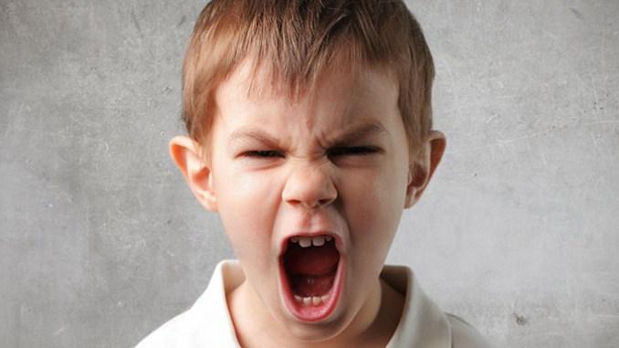 Dětský vztek: Jak na něj s pomocí bylinek.